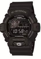 Casio G-Shock Mens Rubber Chronograph, Solar Power, Stopwatch Watch Gr-8900A-1Er