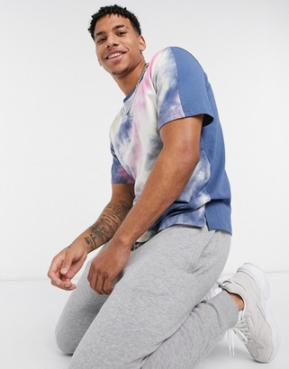 NATIVE YOUTH tie dye t-shirt