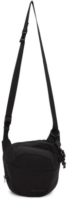 Hyein Seo Black Logo Cross Body Bag