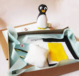 Hurley Sarah Make Your Own Penguin Softie Toy Sewing Kit