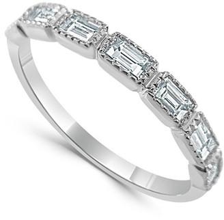 Sabrina Designs 14K Diamond Baguette Ring