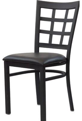 MKLD Furniture Upholstered Dining Chair (Set of 2