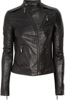 Benatar leather jacket