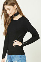 Forever 21 Crew Neck Sweater