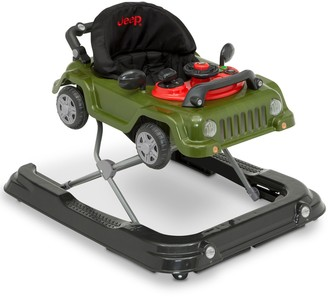 Delta Children Jeep Classic Wrangler 3-in-1 Grow With Me Walker