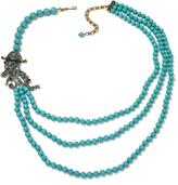 "Heidi Daus Well-Armed"" Beaded Crystal Station Necklace"