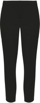 Oscar de la Renta Straight Cut Trousers