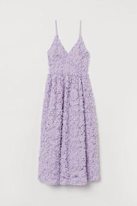 H&M Dress with appliques