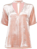 A.L.C. Blaise top - women - Silk/Viscose - 2