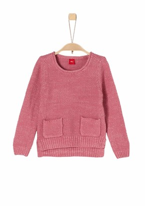 S'Oliver Girls' 53.810.61.2285 Sweater