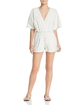 Sofia by Vix Marion Denim Mini Jumper Swim Cover-Up