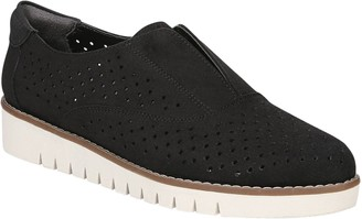 Dr. Scholl's Perforated Slip-On Loafers - Improved