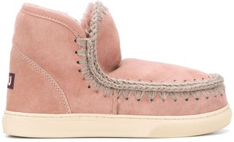Mou Eskimo pull-on ankle boots