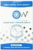 WOW Oral Rinse Powder, Wowmint, 25 Count