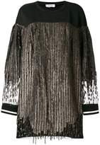 Aviu sequin jumper dress