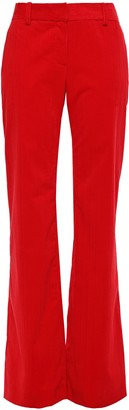 Bella Freud Cotton-corduroy Flared Pants