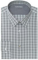 Calvin Klein Slim Fit Check Dress Shirt
