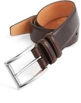 Trafalgar Men's 'Lorenzo' Leather Belt