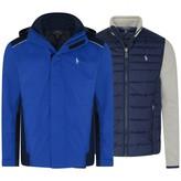 Ralph Lauren Ralph LaurenBoys Blue 3 In 1 Jacket
