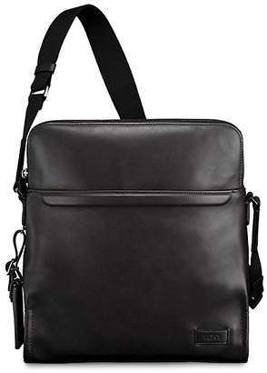 Tumi Stratton Leather Crossbody Bag