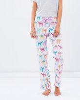 PJ Salvage Playful Elephant Pants