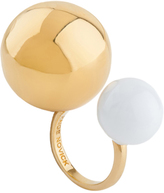 Paige Novick Amanda Double Sphere Ring