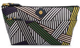 Anne Klein Nylon Carryall Cosmetic Bag