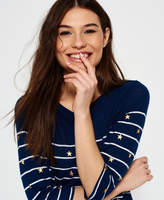 Superdry Conversational Breton Top