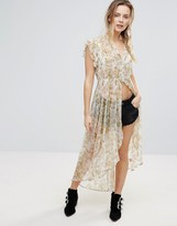 Free People Lady Avalon Tunic Top