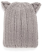 Eugenia Kim 'Felix' Swarovski crystal cat ear wool beanie
