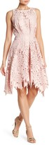 Eva Franco Samantha Embroidered Dress
