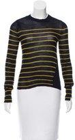 A.L.C. Striped Wool Top