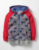 Boden Fleece Zip-up Hoodie