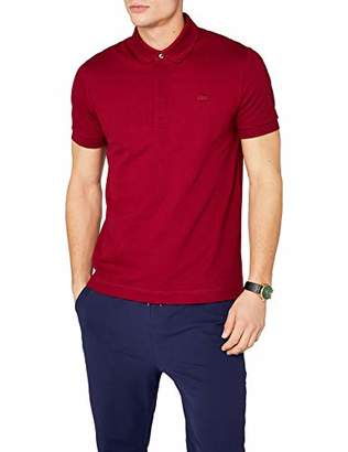 Lacoste Men's PH5522 Short Sleeve Polo Shirt Polo Shirt,(Manufacturer size: 7)