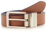 J By Jasper Conran Black And Tan Reversible Leather Belt