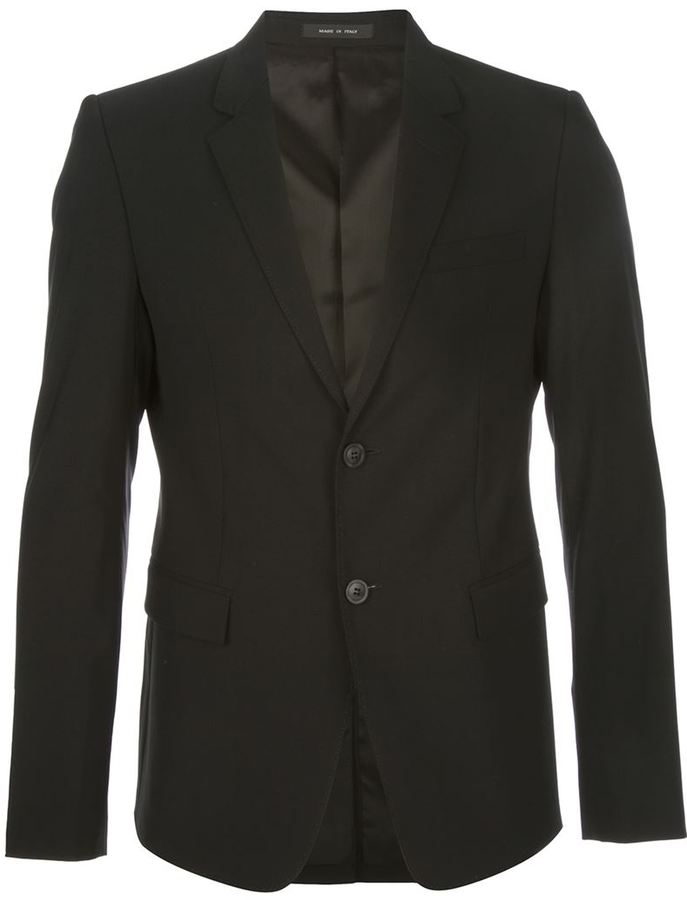 Emporio Armani two button slim suit