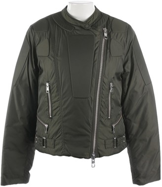 Closed Green Jacket for Women