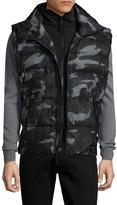 SAM. Men's Camo Printed Racer Vest