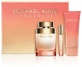 Michael Kors Wonderlust Three-Piece Gift Set - 168.00 Value