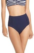 Tommy Bahama Women's Pearl High Waist Bikini Bottoms