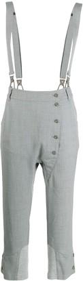 Tsumori Chisato brace detail trousers