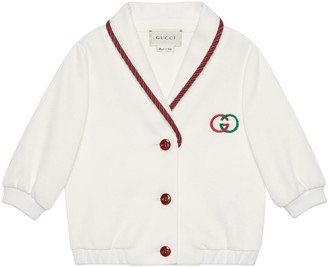 Gucci Baby technical jersey jacket