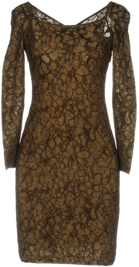M Missoni Short dresses