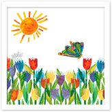 Eric Carle Caterpillar in the Sun Wall Art