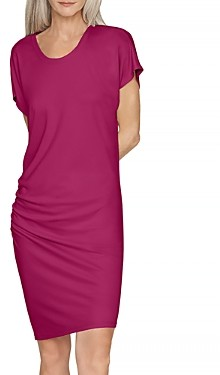 Thumbnail for your product : b new york Ruched Side Dress