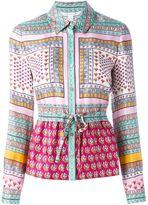 Diane von Furstenberg 'Ivanka' shirt
