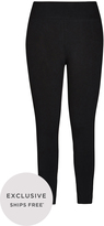 City Chic 7/8 Wide Band Legging