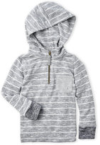 Sovereign Code Boys 4-7) Quarter-Zip Space-Dye Hoodie