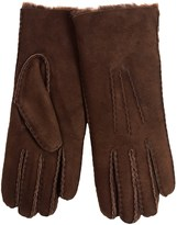 Portolano Combed Shearling Gloves (For Women)