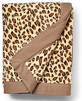 UGG Duffield Leopard-Print Plush Throw